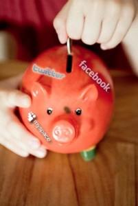 Деньги интернет-маркетологов идут в социальные сети