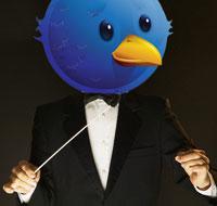 200 миллионами пользователей твиттера «дирижируют» 20 тысяч человек (исследование)
