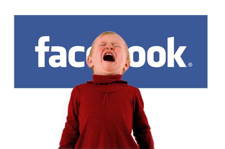 20 млн. пользователей Facebook несовершеннолетние