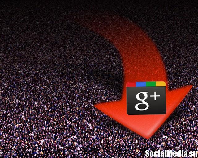 Google plus: 67 миллионов в месяц