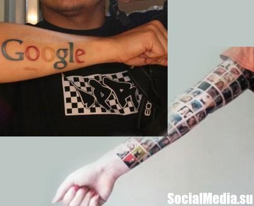 Американца френд и друг сервис Google и Facebook
