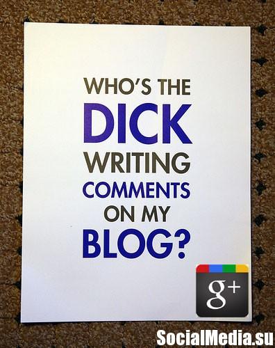 Контент на внешних сайтах можно будет комментировать из Google+