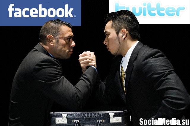 Facebook и Twitter лидеры предпочтений по расшариванию контента
