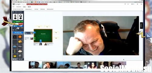 Google+ презентует первые API приложения к GoogleHangouts
