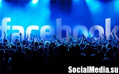 Число юзеров Facebook приближается к миллиарду