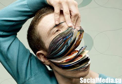 Лицо Фейсбук теряет привлекательность в России