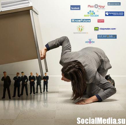Социальные сети как инструмент HR или о чем не вы не думаете