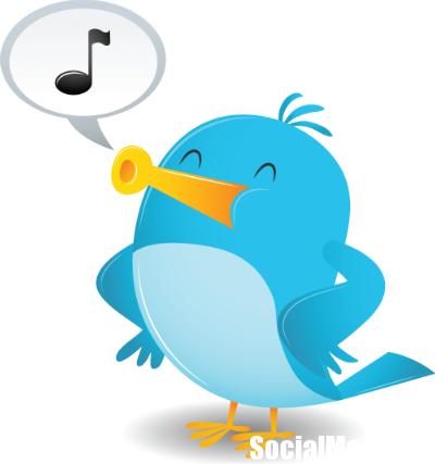 Наполним музыкой сердца и твиты