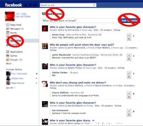 Фейсбук: вопросы отпадают