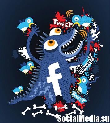Тинейджеры отвернули лица от Facebook (исследование)