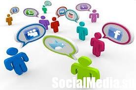 Соцсети способствуют росту российского рынка Интернет-рекламы (прогноз)