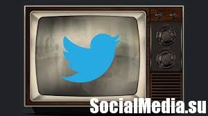 Twitter как TVitter (исследование)