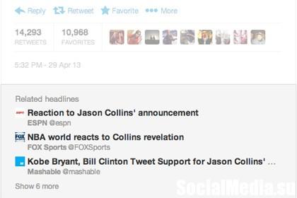 Twitter запустил сервис отслеживания ссылок