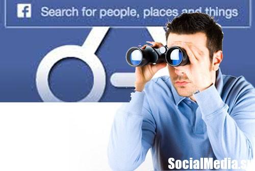 facebook поиск