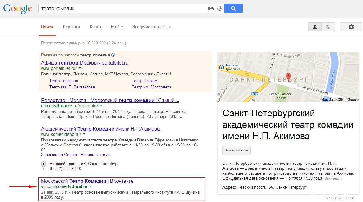 Как попасть в ТОП Яндекса или Google если у вас нет сайта