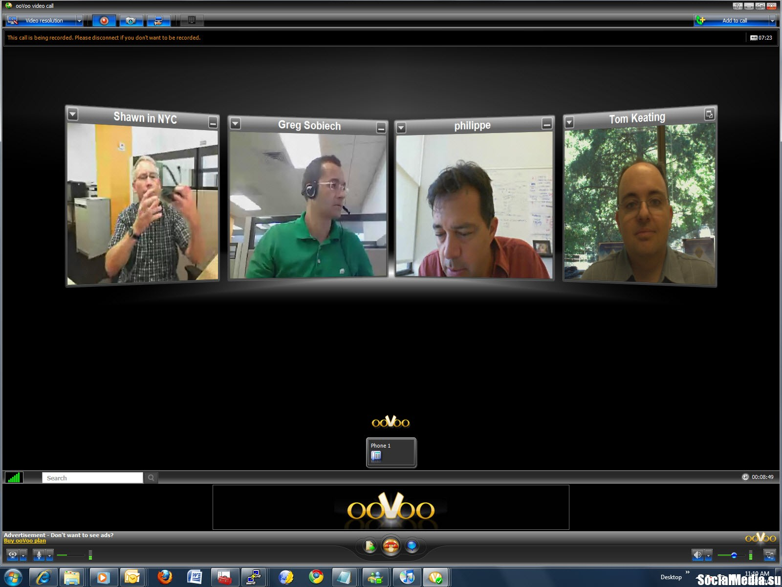 Топ 8 сервисов для организации аудио- и видеоконференции