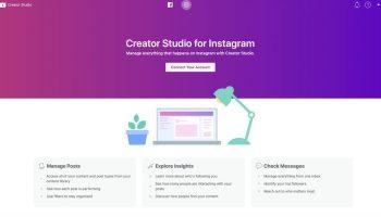 Facebook включил для Инстаграм инструмент планирования Creator Studio