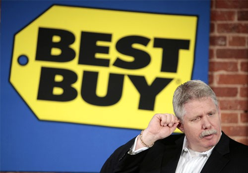 "Брайн Данн - CEO ""Best Buy"""